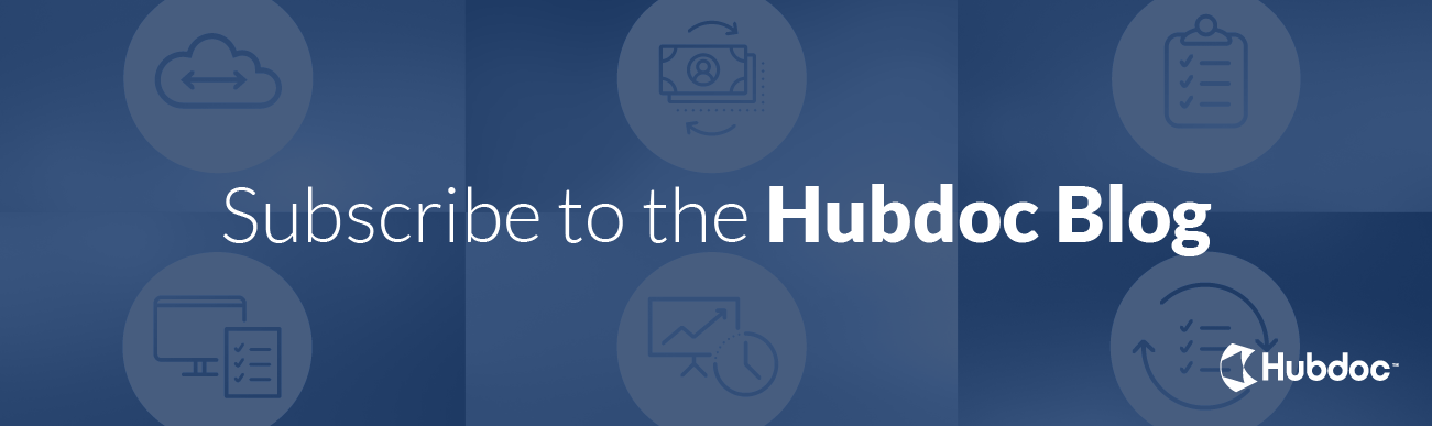 Subscribe to the Hubdoc Blog!