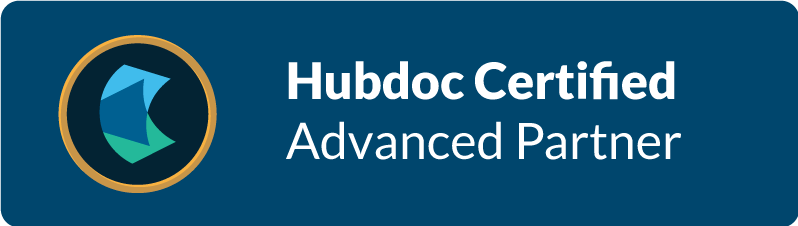 HubdocCertified Advanced Partner